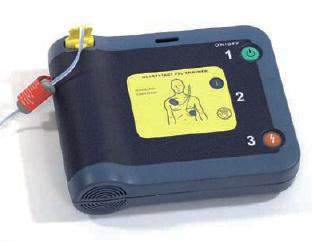 defibrillatore Due tasti