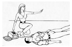 11 usare il defibrillatore