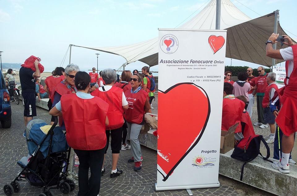 camminata per il cuore 2014