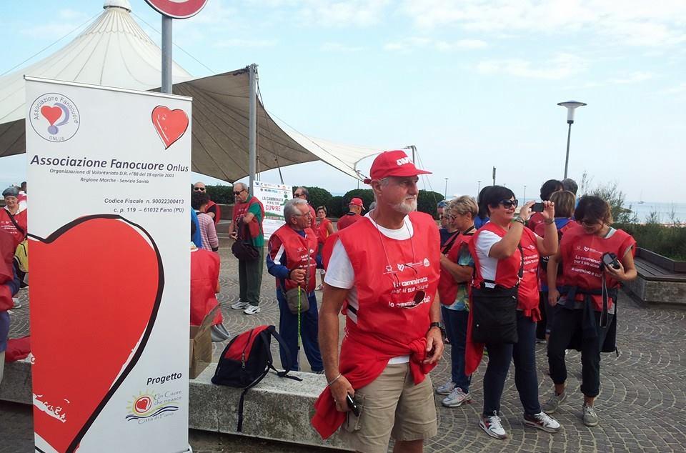 camminata per il cuore